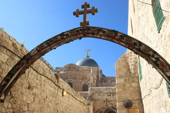 Jahresfest 2020: Wünschet Jerusalem Glück. Was wird aus den Christen der Heiligen Stadt?