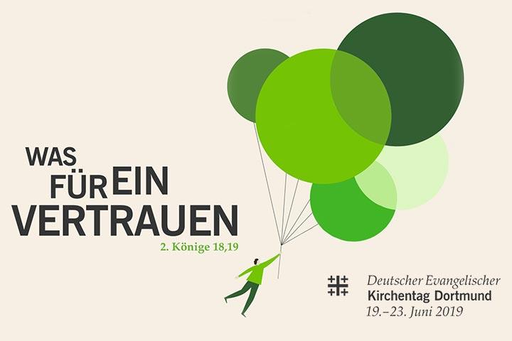 Kirchentag in Dortmund - Wir sind dabei!