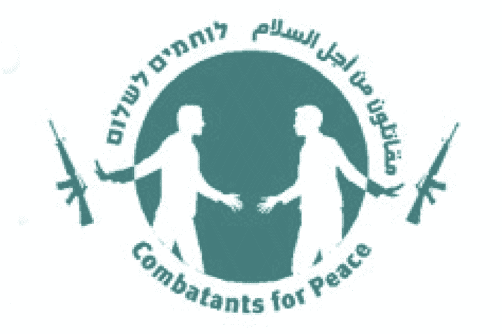 Hoffnung - Frieden - Zukunft: Gesprächsabende mit den Combatants for Peace im November