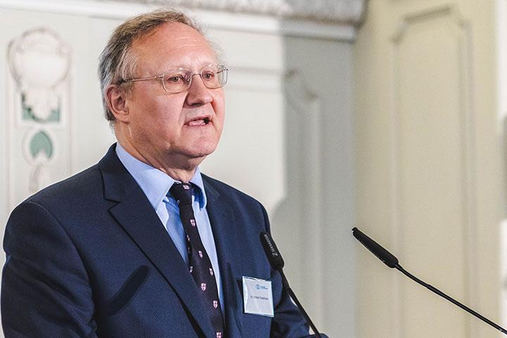 Direktor des Berliner Missionswerkes, Pfr. Dr. Christof Theilemann
