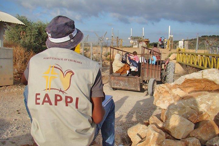 EAPPI sucht Freiwillige für Palästina