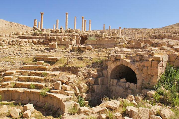 167. Jahresfest des Jerusalemsvereins: Zwischen Pella und Amman - 2000 Jahre Christen in Jordanien