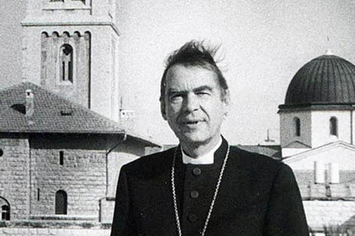 Jerusalemsverein trauert um Propst i. R. Karl-Heinz Ronecker