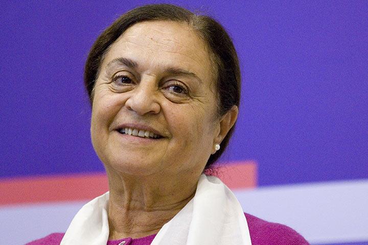 Lesungen mit Sumaya Farhat-Naser