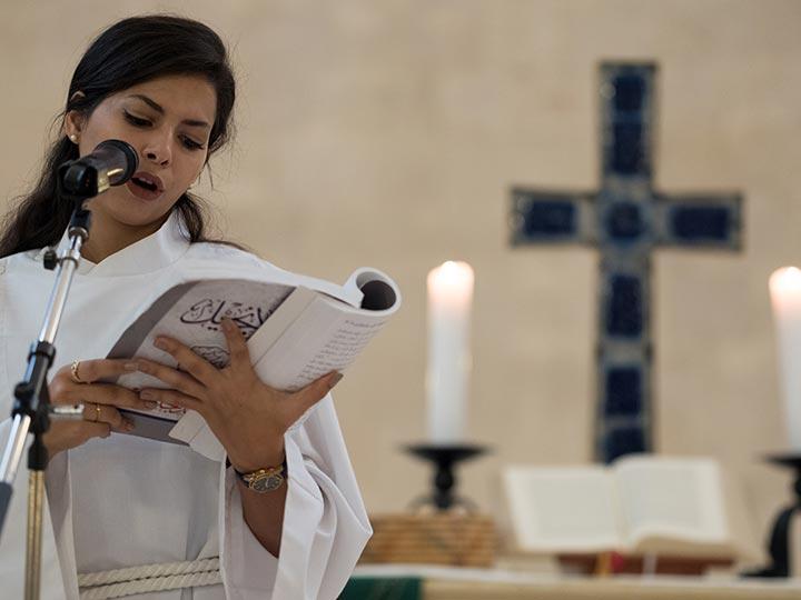 Evangelisch-arabische Kirche ELCJHL