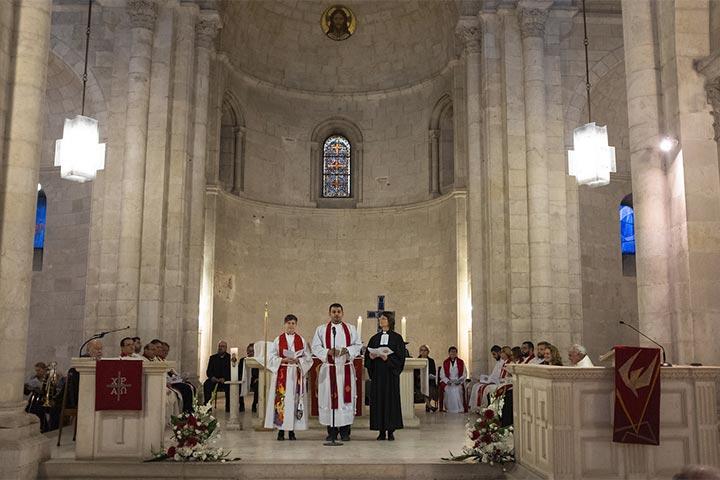 Evangelische Erlöserkirche Jerusalem