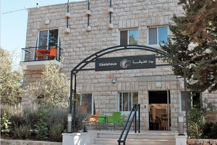 Gästehaus der Schule Talitha Kumi bei Bethlehem