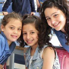 Patenschaften Schülerinnen Palästina
