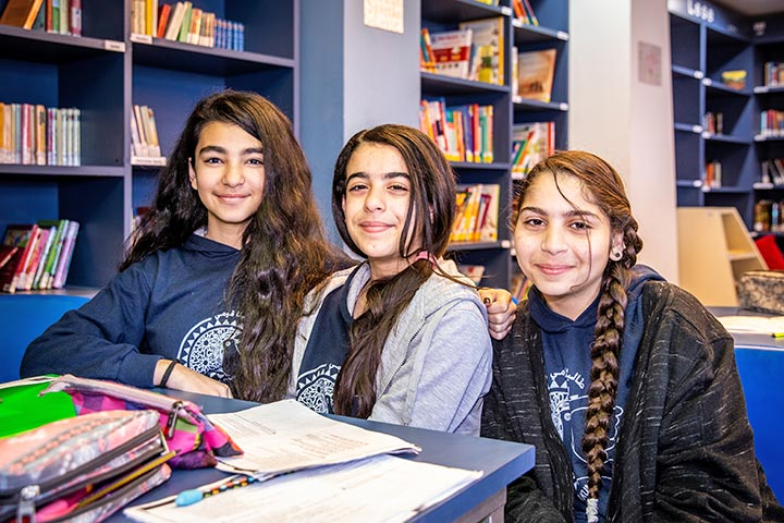 Ihr Testament zugunsten von evangelischen Schulen und Gemeinden in Palästina