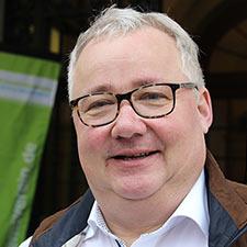 Frank Meinel, Vertrauenspfarrer in Sachsen