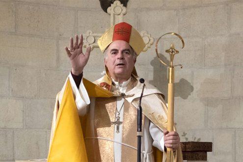 Bischof Ibrahim Azar ELCJHL