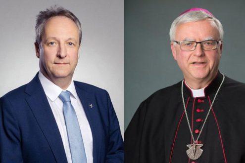 Die Berliner Bischöfe Stäblein und-Koch verurteilen Antisemitismus