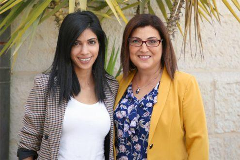 Starke Frauen - Palästinensische Christinnen gestalten mit - Im Lande der Bibel 1/2021