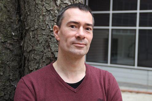 Aktiv für den Jerusalemsverein: Matthias Kraft, Vertrauenspfarrer in Hessen