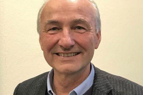 Vorsitzender des Jerusalemsvereins Wolfgang Schmidt