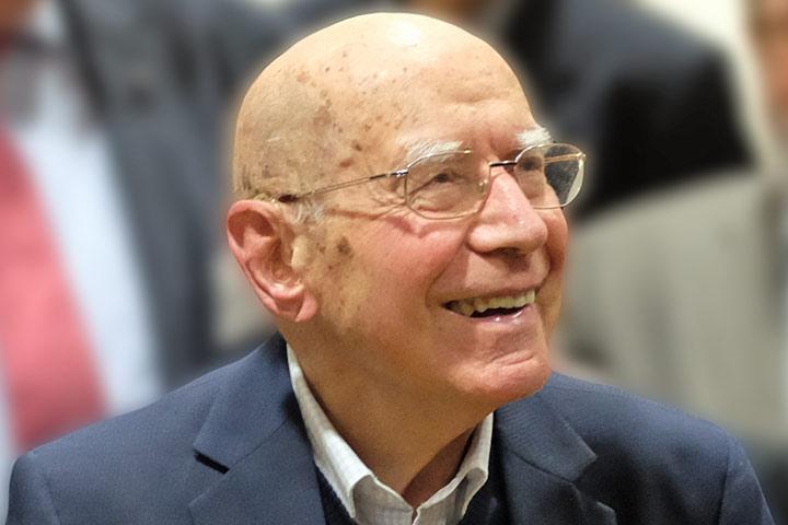 Der frühere Vorsitzende des Jerusalemsvereins, Dr. Christoph Rhein, ist in Berlin verstorben.