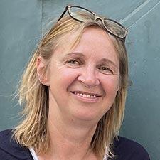 Susanne Klatt, Vertrauenspfarrerin des Jerusalemsvereins in Württemberg-vertrauenspfarrerin